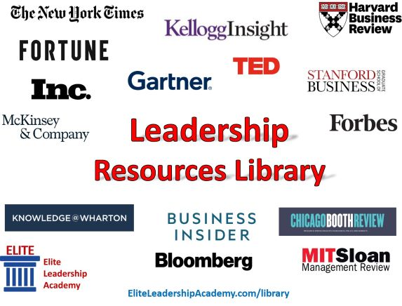 001 – Leadership Resources Library