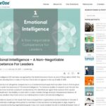 Emotional Intelligence – A Non-Negotiable Competence For Leaders | InspireOne